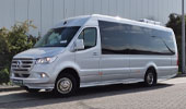 Luxury Coach Hire London