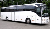 Midi Coach hire London